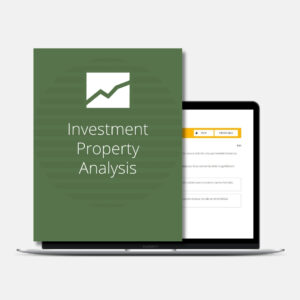 Continuing Education Investment Property Analysis