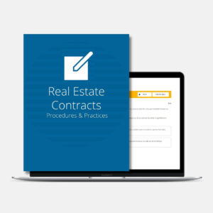 Continuing Education Real Estate Contracts