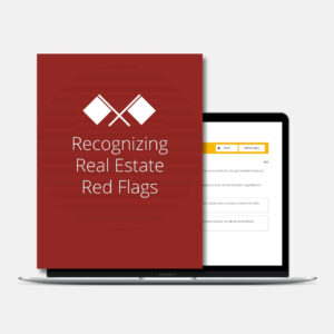 Continuing Education Real Estate Red Flags